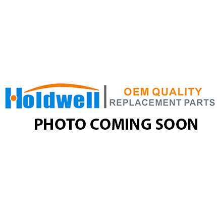 HOLDWELL Turbocharger 6502-13-2003 for Komatsu KTR130  S6D155
