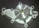 HOLDWELL Water Pump 1G772-73030 For Kubota Engine V3307